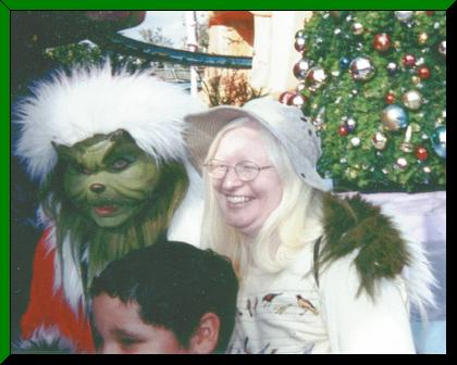 ann and grinch