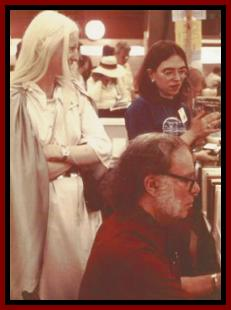 ann and isaac asimov